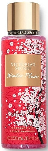 Парфюмированный спрей для тела - Victoria's Secret Winter Plum Body Spray — фото N1