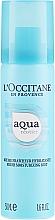 Духи, Парфюмерия, косметика Ультраувлажняющий спрей для лица - L'Occitane Aqua Reotier Fresh Moisturizing Mist
