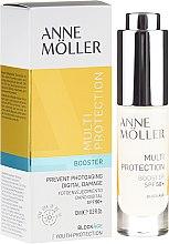 Духи, Парфюмерия, косметика Бустер для лица - Anne Moller Blockage Multi-Protection Booster SPF50+