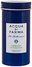 Духи, Парфюмерия, косметика Acqua di Parma Blu Mediterraneo-Cipresso di Toscana - Пудровое мыло