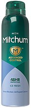 Духи, Парфюмерия, косметика Дезодорант-спрей для мужчин - Mitchum Men Ice Fresh 48hr Anti-Perspirant