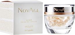 Духи, Парфюмерия, косметика Восстанавливающие капсулы для лица с концентратом масел - Oriflame NovAge Nutri6 Facial Oil Capsules