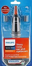 Духи, Парфюмерия, косметика Триммер для носа и ушей - Philips Trimmer NT3160/10