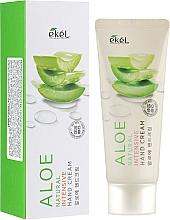 Духи, Парфюмерия, косметика Крем для рук с экстрактом Алоэ - Ekel Natural Intensive Aloe Hand Cream