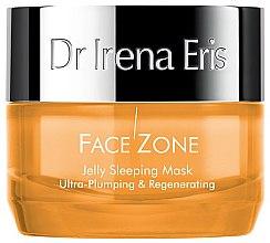 Духи, Парфюмерия, косметика Маска для лица - Dr Irena Eris Face Zone Jelly Sleeping Mask Ultra-Plumping & Regenerating