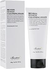 Духи, Парфюмерия, косметика Очищающая пенка - Benton Honest Cleansing Foam
