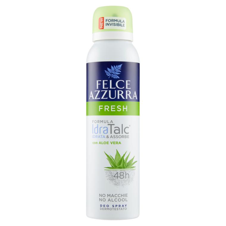 Дезодорант-антиперспирант - Felce Azzurra Deo Deo Spray Fresh — фото N1