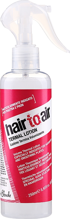 Лосьон-термозащита для волос - Renee Blanche Hair to Air Termal Lotion — фото N1