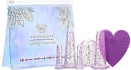 Духи, Парфюмерия, косметика Силиконовые банки для массажа лица и тела - Crystallove Crystalcup For Face & Body