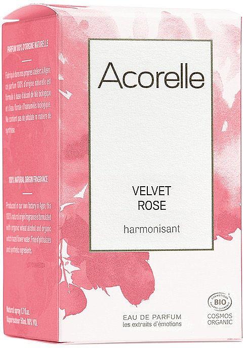 Acorelle Velvet Rose - Парфюмированная вода — фото N3
