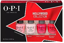 Духи, Парфюмерия, косметика Набор - O.P.I. Hollywood Collection Nail Lacquer Set