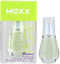 Mexx Pure For Her - Туалетная вода — фото N3