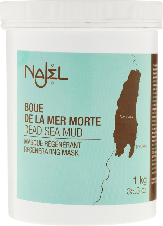 Грязь Мертвого моря - Najel Dead Sea Mud — фото N3
