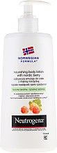 Духи, Парфюмерия, косметика Лосьон для тела - Neutrogena Nourishing Body Lotion With Nordic Berry Normal To Dry Skin