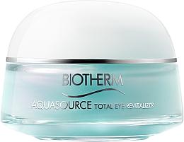 Духи, Парфюмерия, косметика Крем для кожи вокруг глаз - Biotherm Aquasource Total Eye Revitalizer