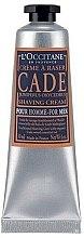 """Крем для бритья """"Можжевельник"""" - L'Occitane Cade Shaving Cream Men — фото N3"""