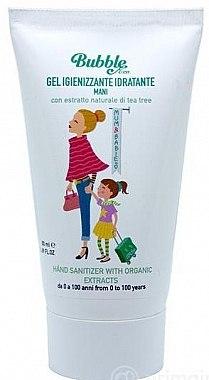 Санитайзер для рук - Bubble&Co Hand Sanitiser With Organic Extract — фото N1