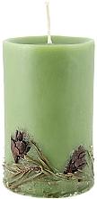 """Духи, Парфюмерия, косметика Ароматическая свеча """"Горная свежесть"""" - Bulgarian Rose Aromatherapy Candle Mountain Fresh"""