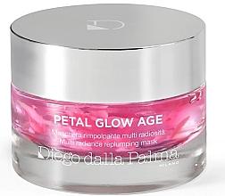 Духи, Парфюмерия, косметика Антивозрастная маска для сияющей кожи лица - Diego Dalla Palma Petal Glow Age