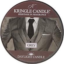 Духи, Парфюмерия, косметика Чайная свеча - Kringle Candle Grey Daylight