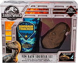Духи, Парфюмерия, косметика Набор - Corsair Jurassic World (sh/gel/150ml + toy)
