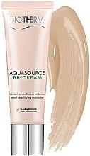Духи, Парфюмерия, косметика BB крем - Biotherm Aquasource BB Cream SPF 15 (тестер)