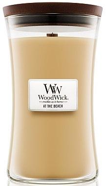 Ароматическая свеча в стакане - Woodwick At The Beach — фото N1