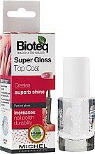 "Духи, Парфюмерия, косметика Закрепитель для ногтей ""Супер-блеск"" - Bioteq Super Gloss Top Coat"