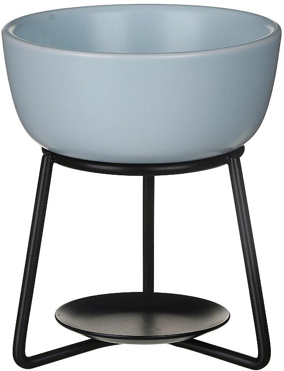Аромалампа - Yankee Candle Blue Pebble Wax Melts Warmer — фото N1