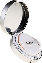 Духи, Парфюмерия, косметика Солнцезащитный кушон для лица + рефил - Heimish Aqua Sun Metal Cushion SPF50+ PA++++