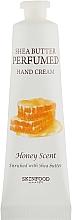 Духи, Парфюмерия, косметика Крем для рук - Skinfood Shea Butter Perfumed Hand Cream Honey Scent
