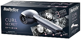 Автоматическая плойка для волос, С1600E - BaByliss Secret Curl Optimum — фото N2