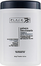 Духи, Парфюмерия, косметика Порошок для осветления волос, синий (банка) - Black Professional Line Bleaching Powder Blue