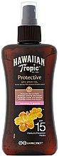 Духи, Парфюмерия, косметика Сухое масло для загара - Hawaiian Tropic Protective Dry Spray Sun Oil SPF 15