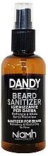 Духи, Парфюмерия, косметика Дезинфицирующий спрей для бороды и усов - Niamh Hairconcept Dandy Beard Sanitizer Refreshing & Moisturizing