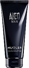Духи, Парфюмерия, косметика Mugler Alien Man - Шампунь-гель для душа