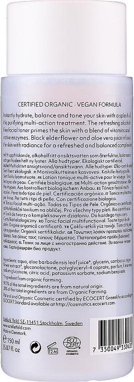 Освежающий тоник для лица - Estelle & Thild BioCleanse Multi-Action Facial Toner — фото N2