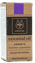 "Духи, Парфюмерия, косметика Эфирное масло ""Лаванда"" - Apivita Aromatherapy Organic Lavender Oil"