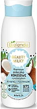 Духи, Парфюмерия, косметика Молочко для ванны и душа - Bielenda Beauty Milky Moisturizing Coconut Shower & Bath Milk