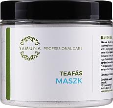 Духи, Парфюмерия, косметика Маска для лица с экстрактом чайного дерева - Yamuna Tea Tree Peel Off Powder Mask