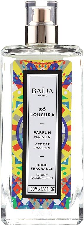 Ароматический спрей для дома - Baija So Loucura Home Fragrance — фото N1