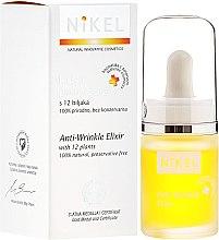 Духи, Парфюмерия, косметика Эликсир от морщин с 12 растениями - Nikel Intensive Care Eliksir