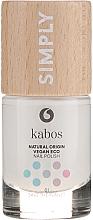 Духи, Парфюмерия, косметика Лак для ногтей - Kabos Classic Nail Polish