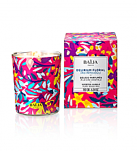 Духи, Парфюмерия, косметика Ароматическая свеча в стакане - Baija Delirium Floral Candle Wax