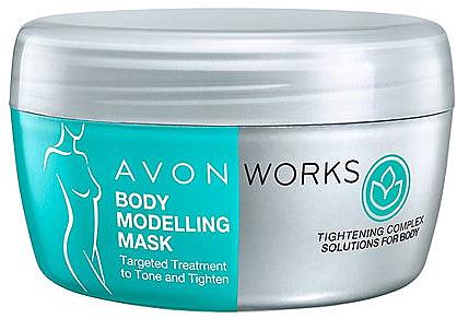 Моделирующая маска для тела - Avon Works — фото N1